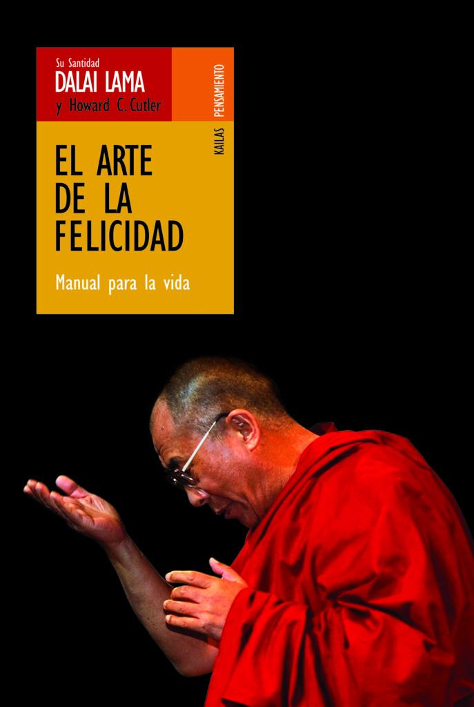 L'art de la felicitat, per Dalai Lama